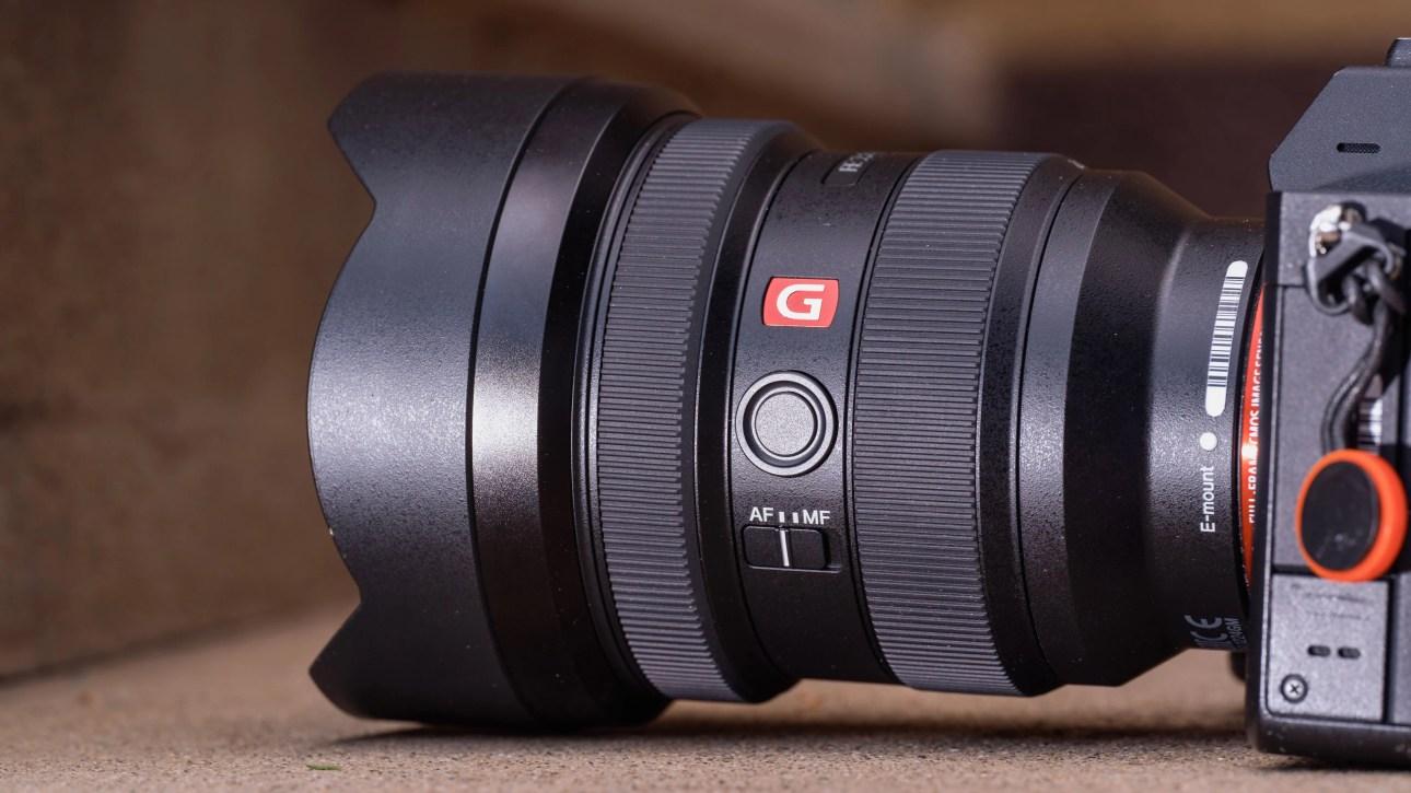 Sony FE 12-24 мм F2.8 GM