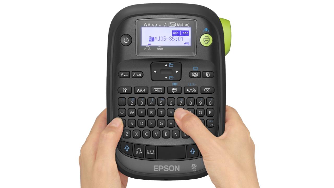 Epson LW-PX300 как портативный принтер