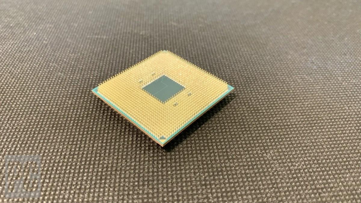 AMD Ryzen 7 5700G Under