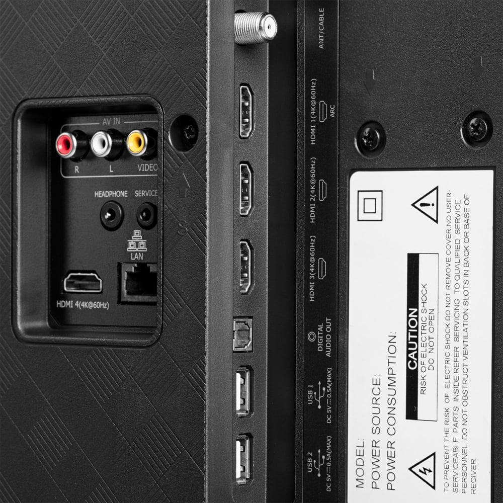 Hisense 65H8G порты