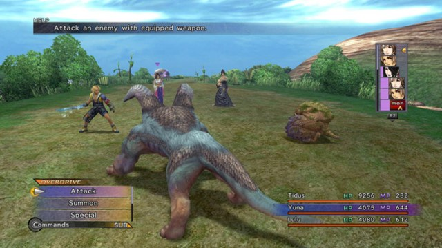 Final Fantasy X/X-2 HD Remaster (for PC) Review | PCMag