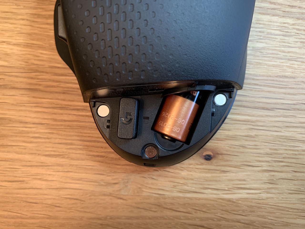 Аккумулятор для беспроводной игровой мыши Logitech G604 Lightspeed