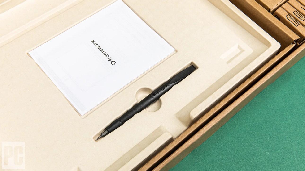 Инструмент для ноутбука Framework