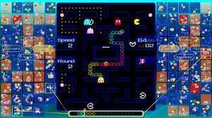 Review of Pac-Man 99 (for Nintendo Switch)