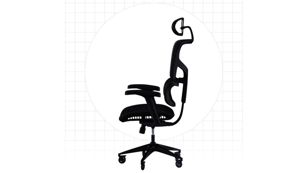 Mavix M5 Gaming Chair side