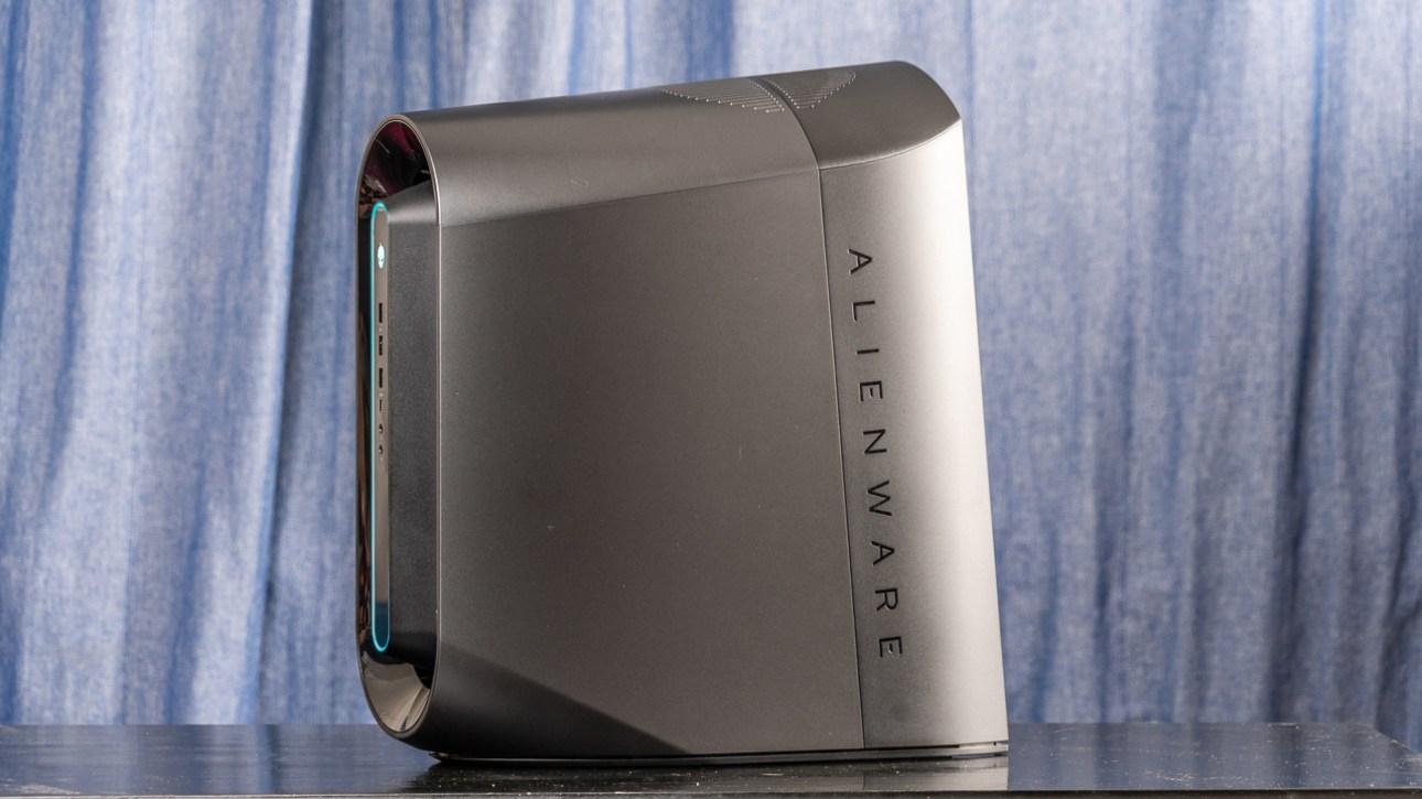 Alienware Aurora Ryzen Edition R10 (2021) правая сторона