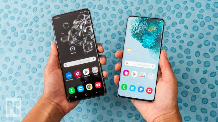 The Best Android Phones For 2021 Pcmag