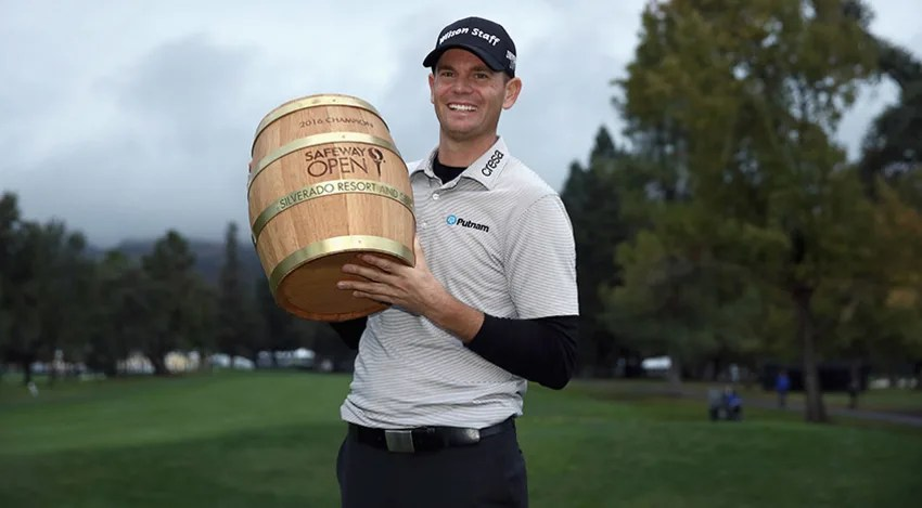 After falling short in 2015, Brendan Steele returned to Napa for the start of the 2016-17 season and walked away victorious. (Ezra Shaw/Getty Images)