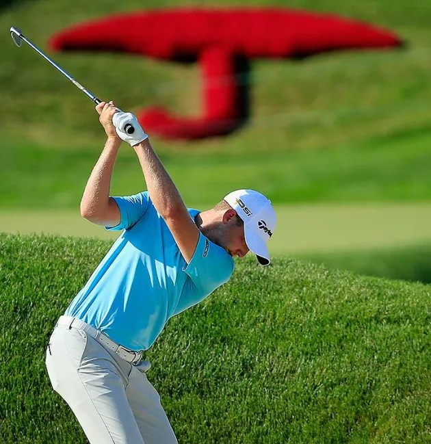Berger chasing Ryder Cup spot