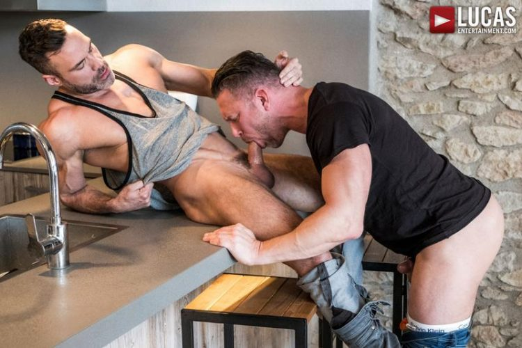 Tomas Brand And Manuel Skye Swallow Each Other's Uncut Cocks – Daddy's Good Boy