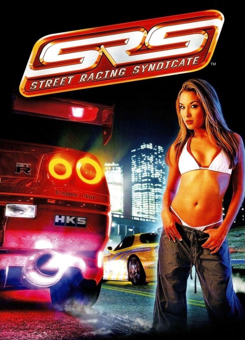 Графика - Street Racing Syndicate