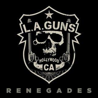 L.A. Guns : Renegades Released: 2020