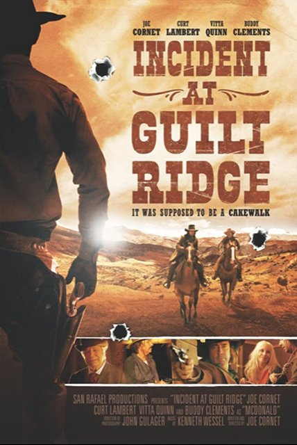 Incident at Guilt Ridge 2020 Movie Poster