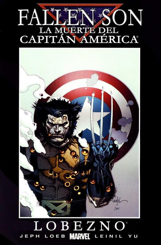 Fallen Son : La muerte del Capitan America | Español