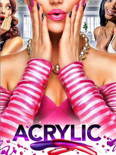 Acrylic 2020 Movie Poster