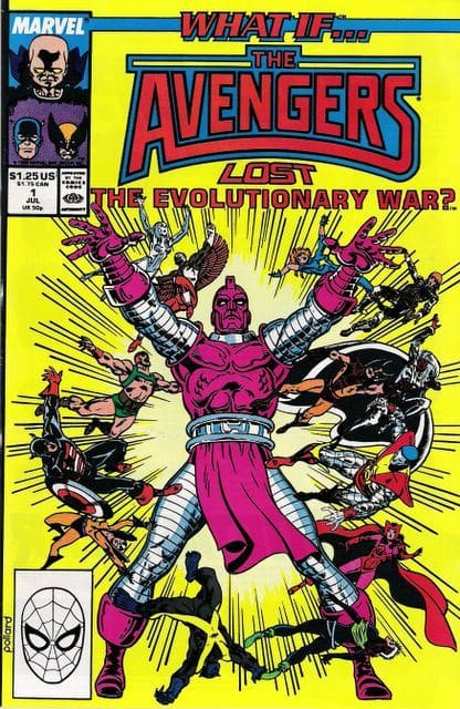 portada comic what if vol 2