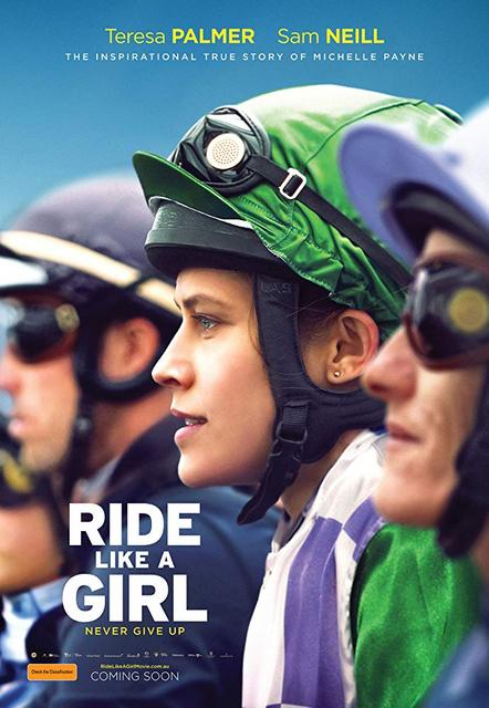 Ride Like a Girl 2019 Movie Poster