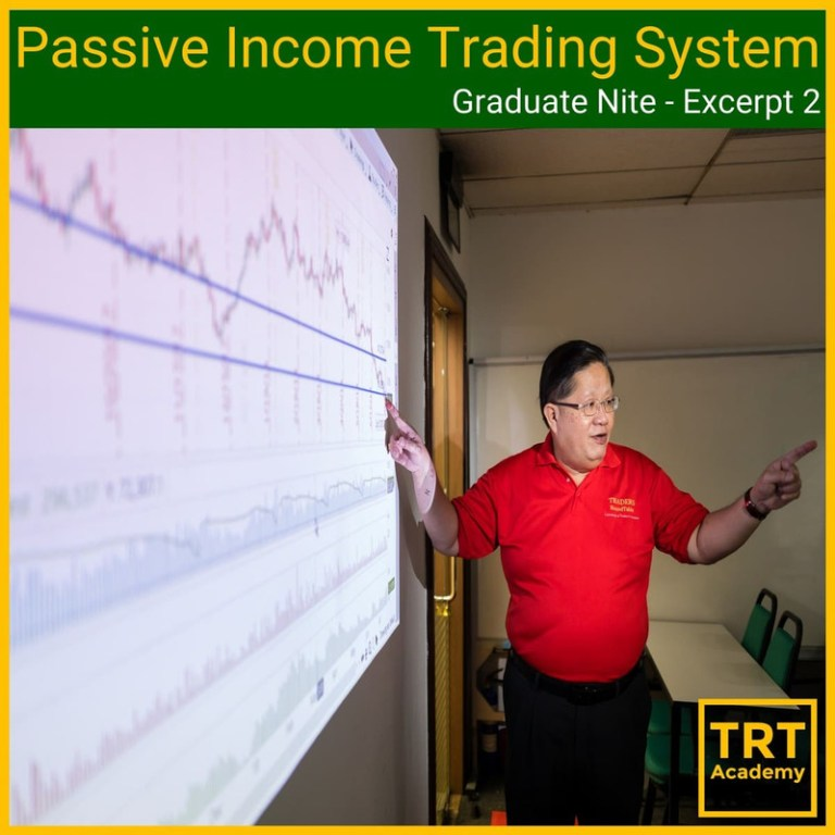 Yes… I Want to Improve My Trading Results – Passive Income Trading System Graduate Nite – Excerpt 2