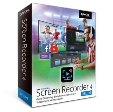 CyberLink Screen Recorder Deluxe 4.0.0.6785 Cracked+Tutorial