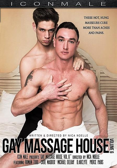 Gay Massage House 6 (Icon Male)