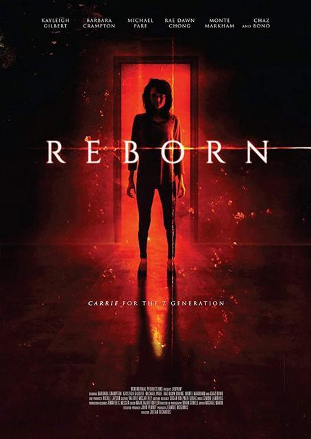 Reborn 2019 Movie Poster