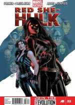 Red She-Hulk Volumen 1 [10/10] Español | Mega