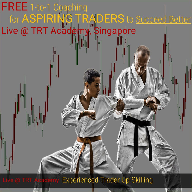 [FREE 1-to-1 Coaching] 2019 January – Experienced Trader Up-Skilling