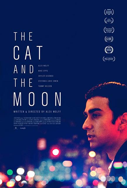 The Cat And The Moon 2019 Movie Poster