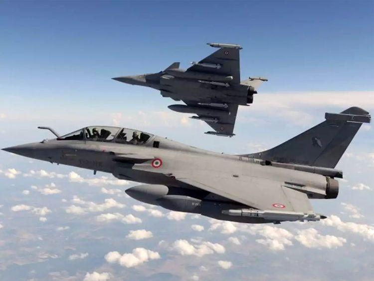 Rafale Jets, Img Src: Gulf News