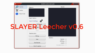 SLAYER Leecher v0.6