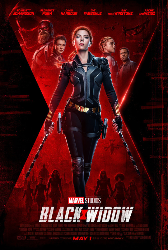 Trailer Final Black Widow