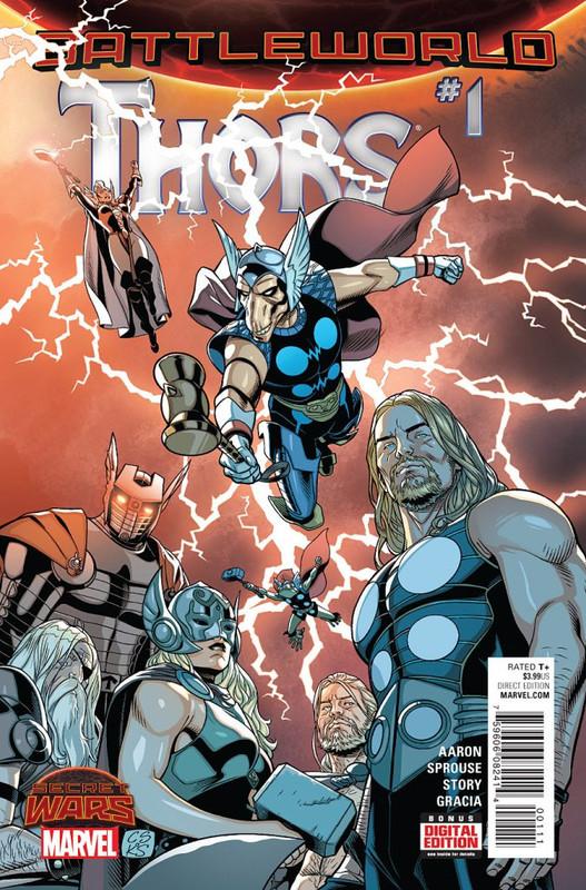 Thors Volumen 1 [4/4] Español   Mega
