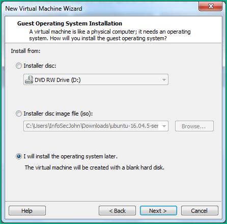 Ubuntu 16 04 5 LTS (Xenial Xerus) Installation Step by Step in