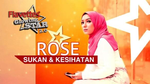 Rose sukan dan kesihatan