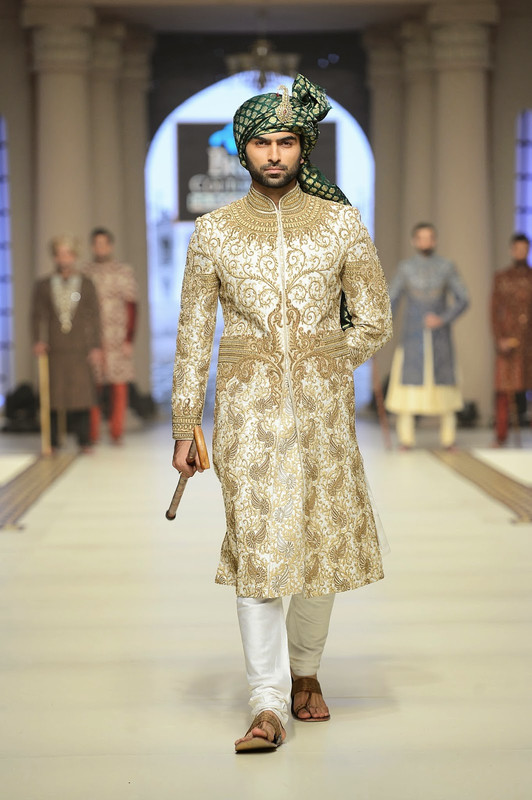 Bridal Couture Week in Lahore