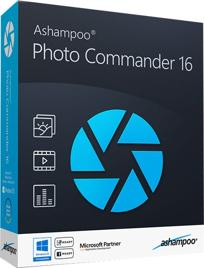 Ashampoo Photo Commander 16.3.2 RePack (& Portable) by TryRooM