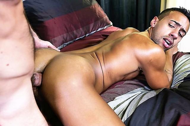 Big Dicked Couple – Alexander Garrett, Armond Rizzo, Scott DeMarco (Extra Big Dicks)