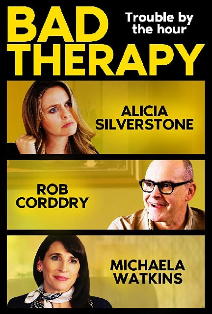 Bad Therapy 2020 Movie Poster