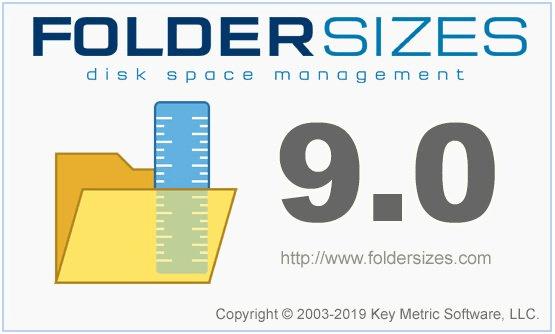 Key Metric Software FolderSizes v9.1.286 Enterprise Edition