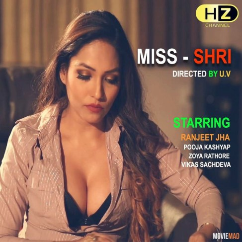 18+ Miss Shri (2020) S01EP01 Hindi Hootzy Originals Web Series 720p HDRip 220MB Download
