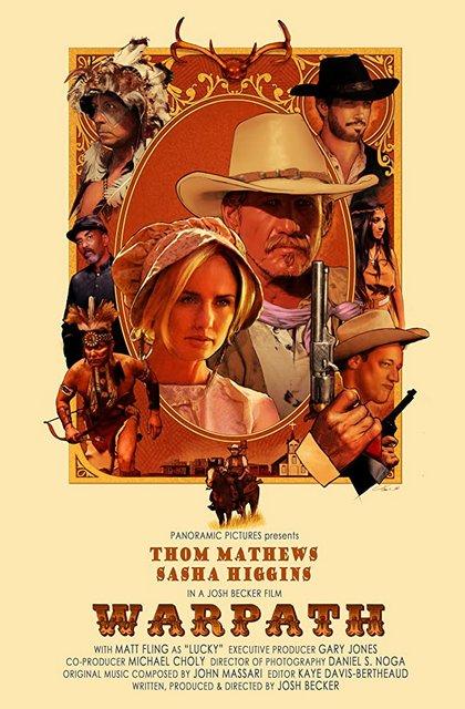 Warpath 2020 Movie Poster