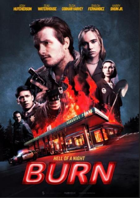 Burn 2019 Movie Poster