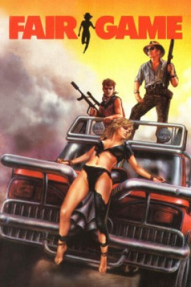 [18+] Fair Game (1986) BluRay 720p x264 900MB [Erotic Action Movie]