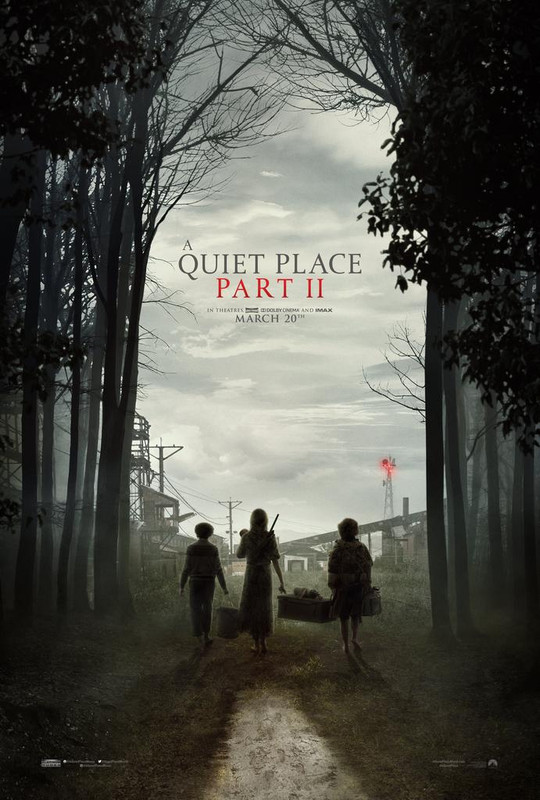 A Quiet Place 2 Poster