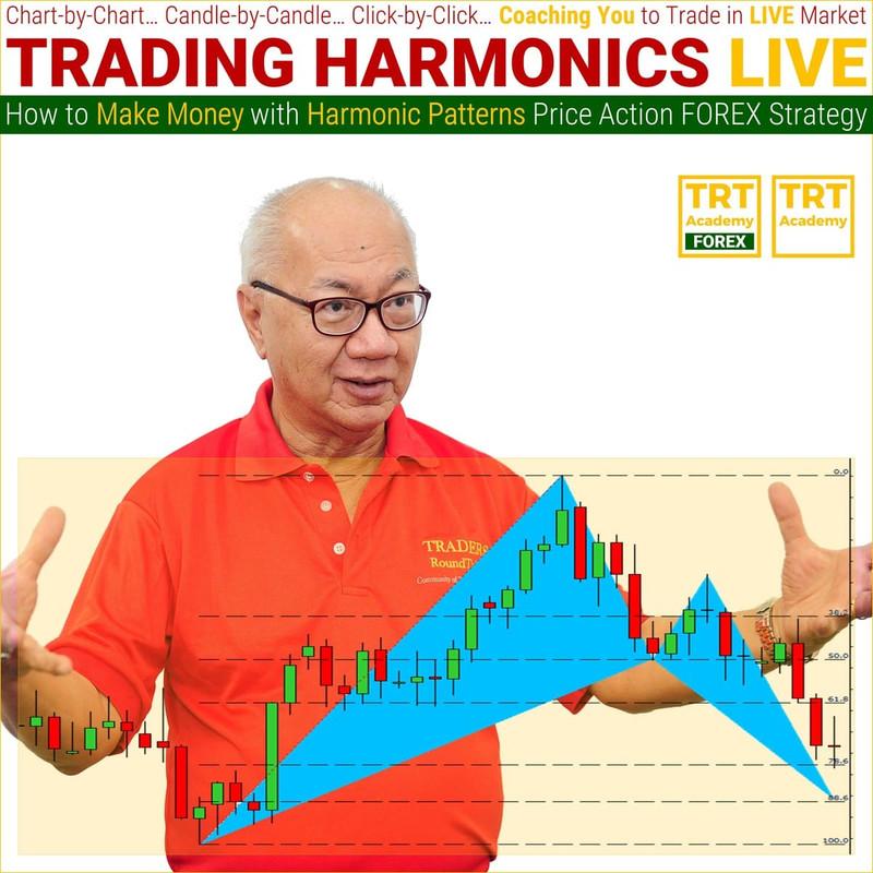 26 May 2018 – Dr. FOO's Trading Harmonics LIVE