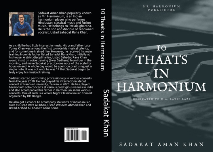 10 Thaats In Harmonium By Sadakat Aman Khan