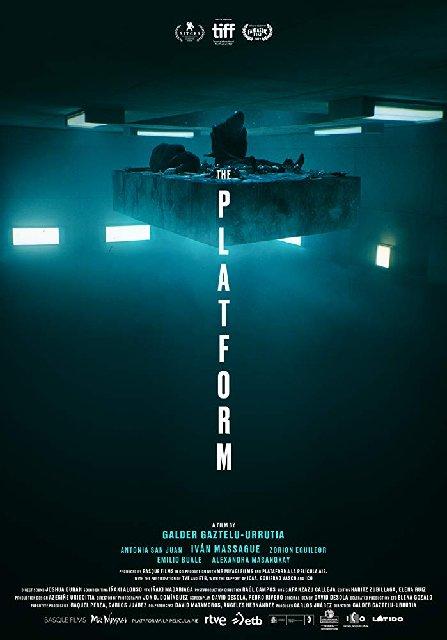 The Platform 2020 Movie Poster