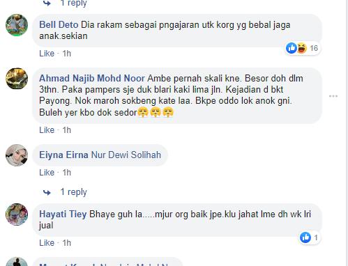 reaksi netizen