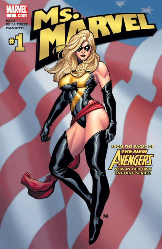 Ms Marvel Volumen 2 [50/50 + Extras] Español | Mega