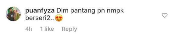 netizen puji elfira loy cantik